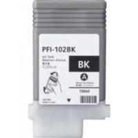 Canon Black Ink Tank   Dye PFI-102 BK 130ml 0895B001