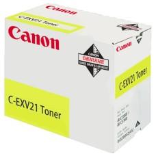 CANON TONER YELLOW C-EXV21 0455B002